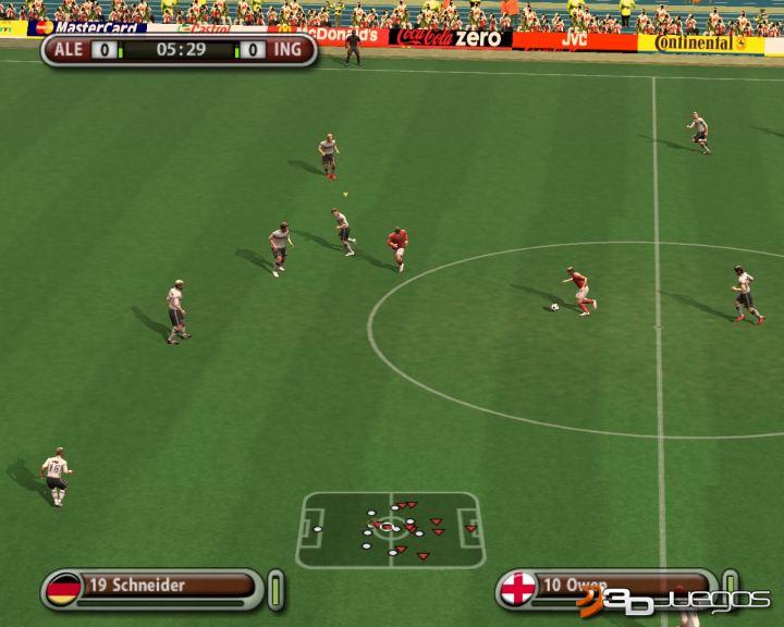 لعبة uefa euro 2008 برابط واحد