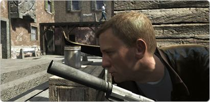Quantum of Solace: Demo ya disponible