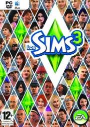 Car�tula oficial de Los Sims 3 PC