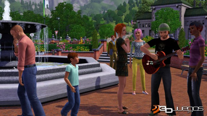 descargar sims 3 gratis iphone