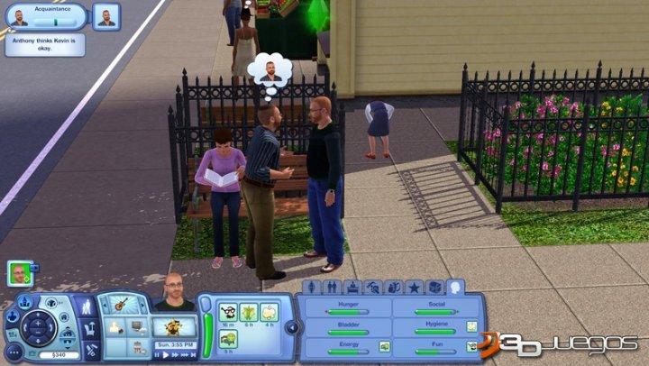 Los Sims 3: Descargar Los Sims 3 Gratis Completo con Crack