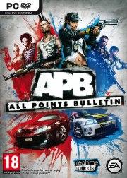 Car�tula oficial de APB PC