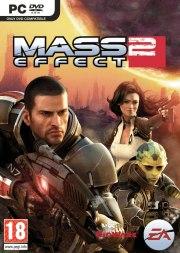 Car�tula oficial de Mass Effect 2 PC