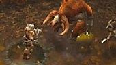 V�deo Diablo III - Gameplay Trailer BlizzCon 2012