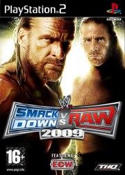 WWE SmackDown vs. Raw 2009 PS2