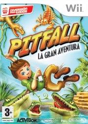 Pitfall: La gran aventura Wii