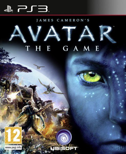 James Cameron Repousse Avatar 2 à 2017: Avatar Para PS3
