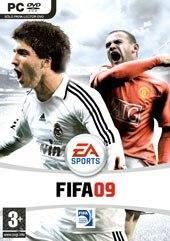 Car�tula oficial de FIFA 09 PC