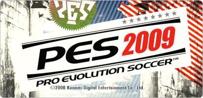 PS3 - PES 2009 yo juego online ¿ y tu ?