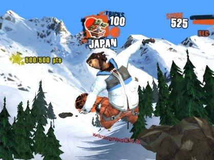 Shaun White Snowboarding ya tiene fecha para PSP y DS Shaun_white_snowboarding-491385