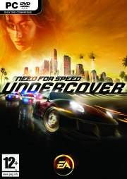 Car�tula oficial de Need for Speed Undercover PC