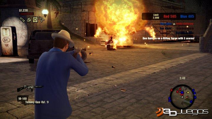 حصريا على The Godfather II PC full game GAMESGB مكركه وجاهزه.