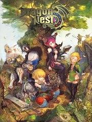 Car�tula oficial de Dragon Nest PC