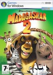 Car�tula oficial de Madagascar 2 PC