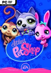 Car�tula oficial de Littlest Pet SHOP PC