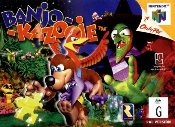 Banjo & Kazooie lanza su banda sonora al completo en Bandcamp Banjokazooie_n64-2629326