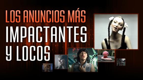 Reportaje de Los Anuncios m�s Locos e Impactantes de los Videojuegos