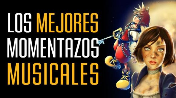 Reportaje de Los Mejores Momentazos Musicales en los videojuegos