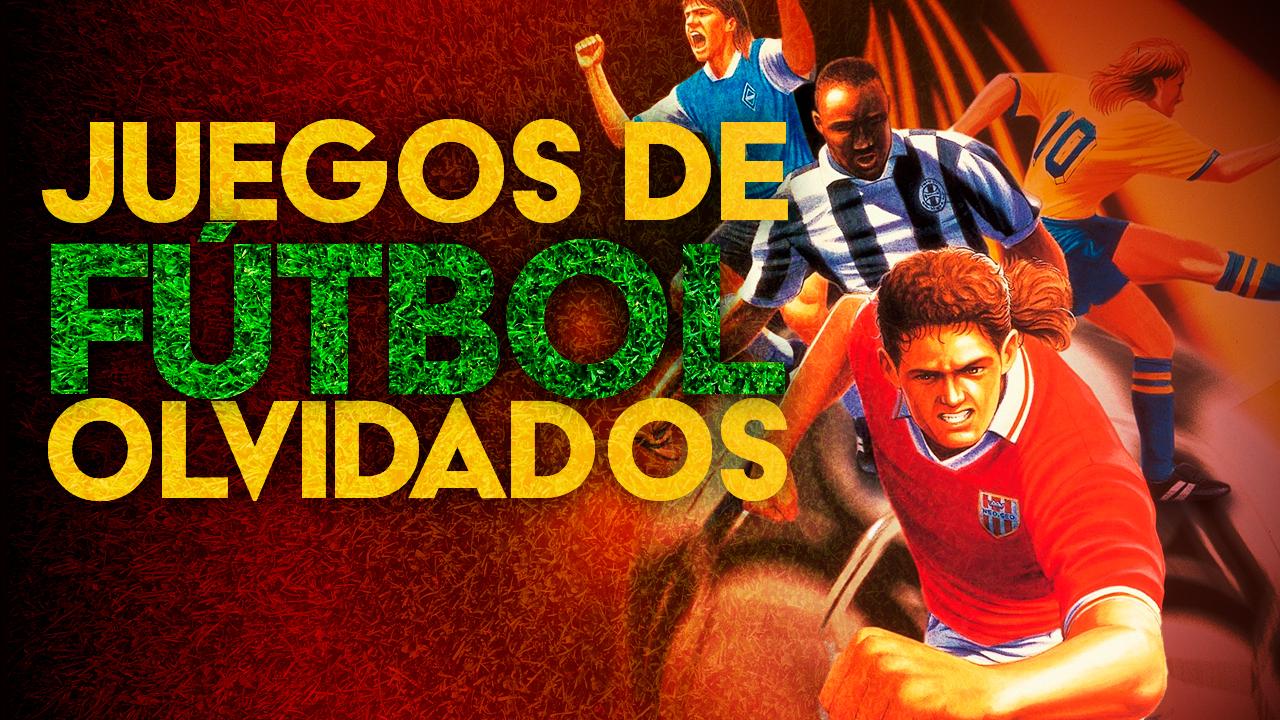 ¿Harto de FIFA y Pro Evolution Soccer? Estos 7 grandes videojuegos de fútbol están algo olvidados pero son oro puro