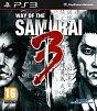 Way of the Samurai 3 PS3