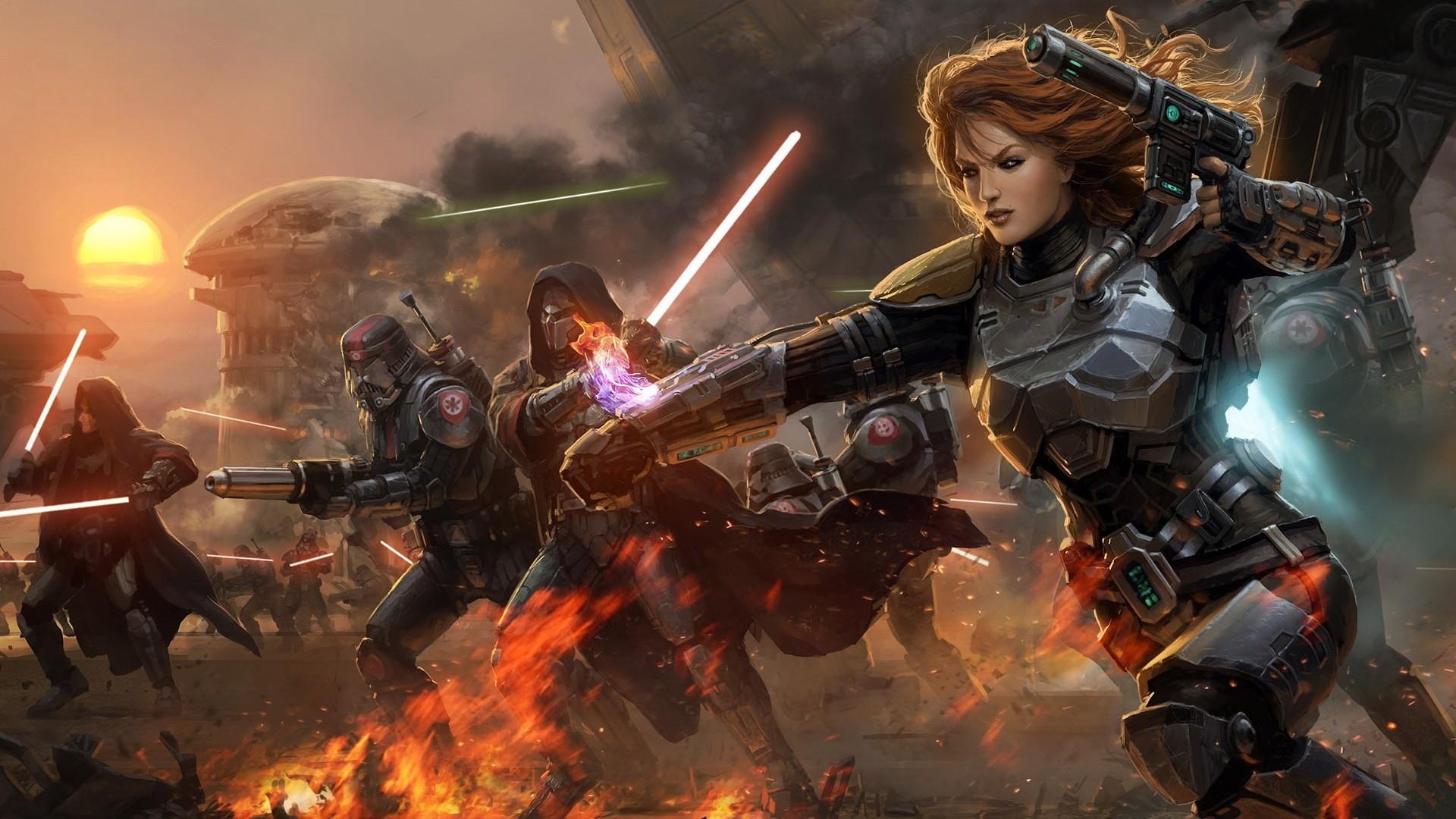 Lucasfilm acaba con el remake de KOTOR desarrollado por fans
