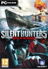 Car�tula oficial de Silent Hunter 5 PC