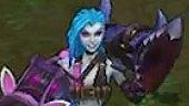 V�deo League of Legends - Jinx Champion Spotlight
