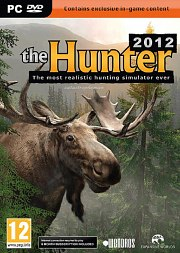 Car�tula oficial de The Hunter PC