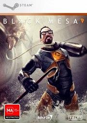 Car�tula oficial de Black Mesa PC