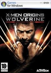 Car�tula oficial de X-Men Origins: Wolverine PC