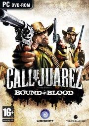 Car�tula oficial de Call of Juarez: Bound in Blood PC