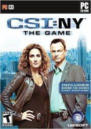 Car�tula oficial de CSI: NY PC