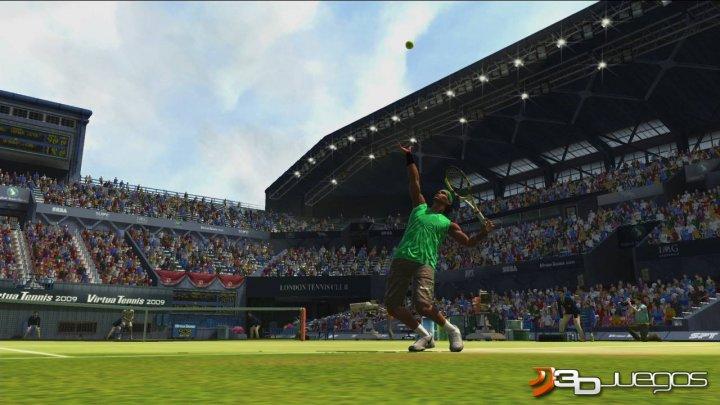 تحميل لعبة Virrtua Tenis [Funcionando]