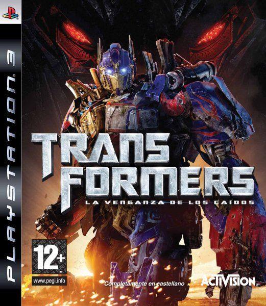 Transformers La venganza de los cados para PS3  3DJuegos