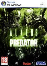 Car�tula oficial de Aliens vs Predator PC