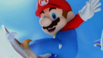 Mario y Sonic Juegos de Invierno, Trailer oficial 1