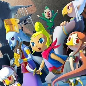 Zelda: The Wind Waker An�lisis