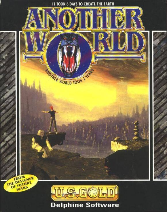 Another World (jogo eletrônico) – Wikipédia, a ...