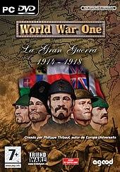 Car�tula oficial de World War One PC