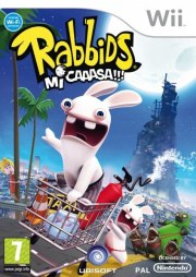 Rabbids: Mi Caaasa!!! Wii