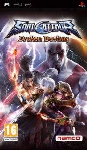 Soul Calibur: Broken Destiny PSP