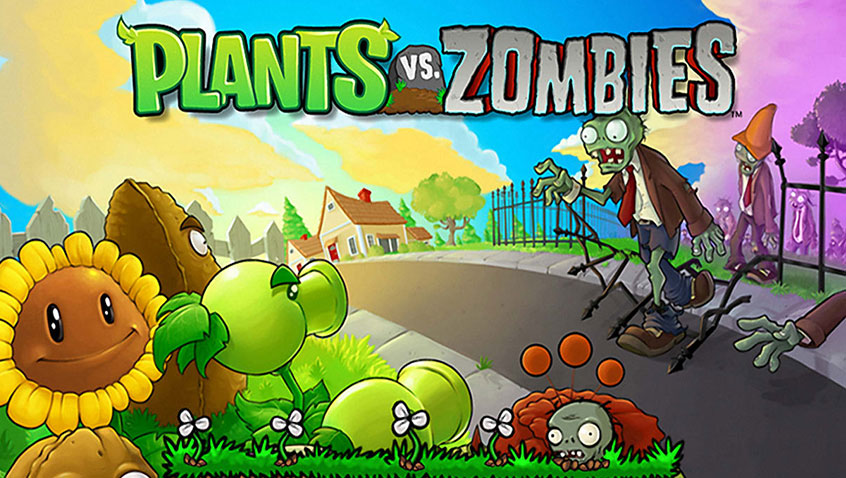 descargar plantas vs zombies garden warfare para android