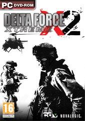 Car�tula oficial de Delta Force: Xtreme 2 PC