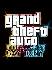 Car�tula oficial de GTA IV: The Ballad of Gay Tony PC