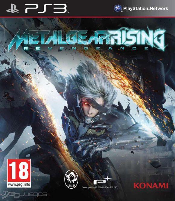 Resultado de imagen de metal gear rising ps3