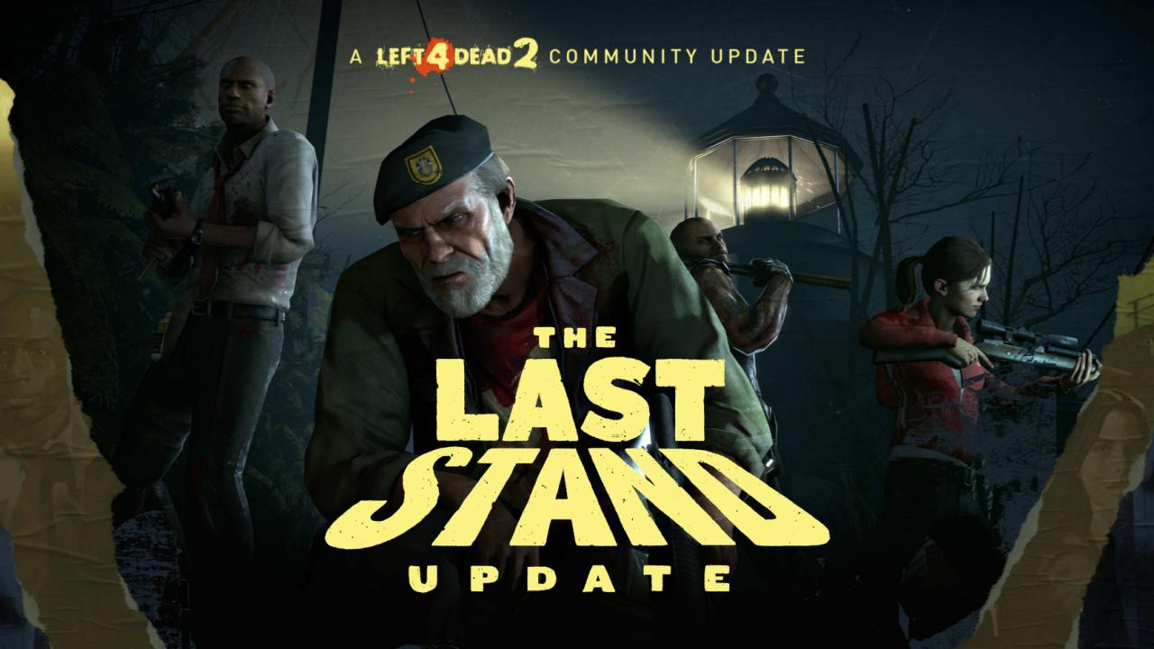 Left 4 Dead 2 da la bienvenida a The Last Stand, una enorme actualización hecha por fans y aprobada por Valve
