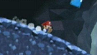 New Super Mario Bros, Gameplay: Travesía subterránea