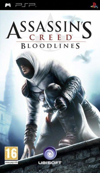 Car�tula de Assassin�s Creed: Bloodlines