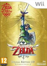 Zelda: Skyward Sword Wii