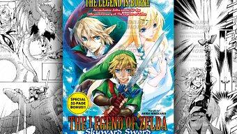 El manga Hyrule Historia de Zelda estará disponible en Estados Unidos a partir de enero de 2013